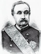 General Ernest Courtot de Cissey